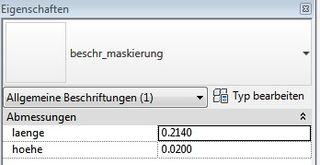 Exemplar parameter project